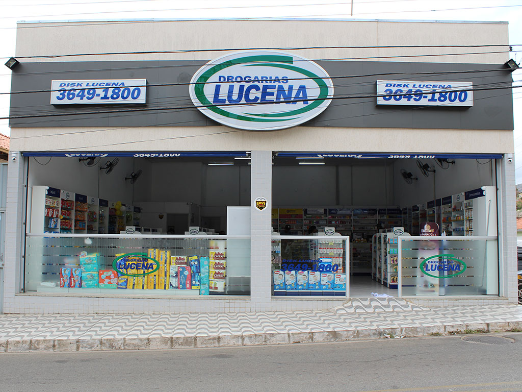 Drogaria Lucena Caeté 2