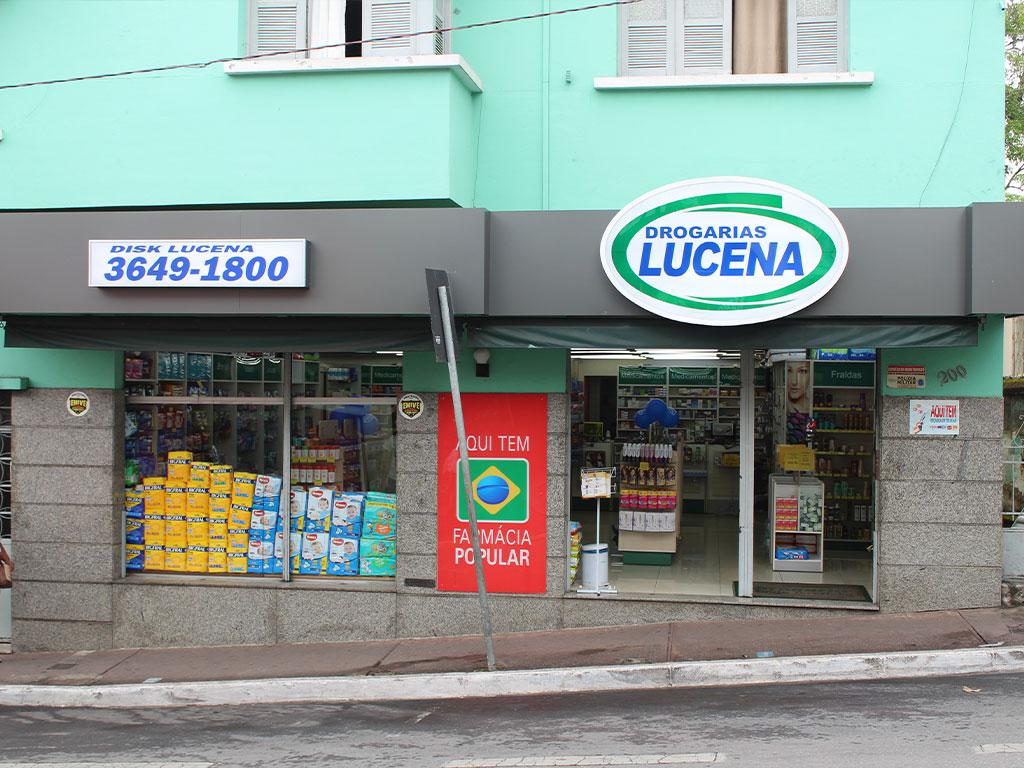 Drogaria Lucena Santa Terezinha