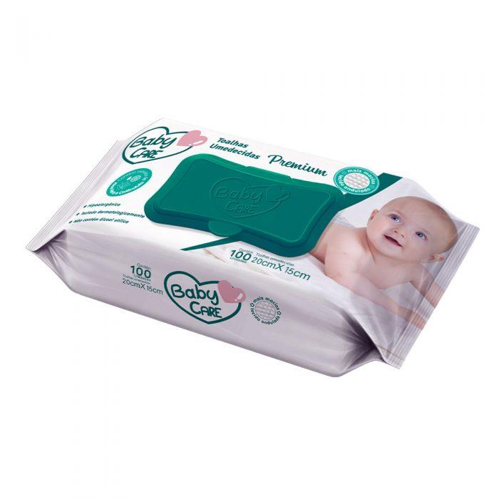 Toalhas Umedecidas Baby Care